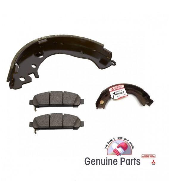 لنت عقب اصلی میتسوبیشی اوتلندر (Genuine Parts)