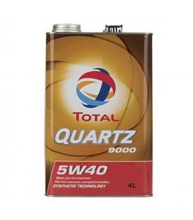 روغن موتور توتال مدل QUARTZ 9000 5W40 4L