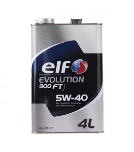 روغن موتور الف مدل EVOLUTION 900 FT 5W40 4L