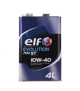 روغن موتور الف مدل EVOLUTION 700 ST 10W40 4L