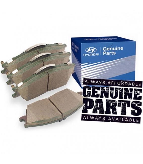 لنت جلو اصلی هیوندای کوپه (Genuine Parts)